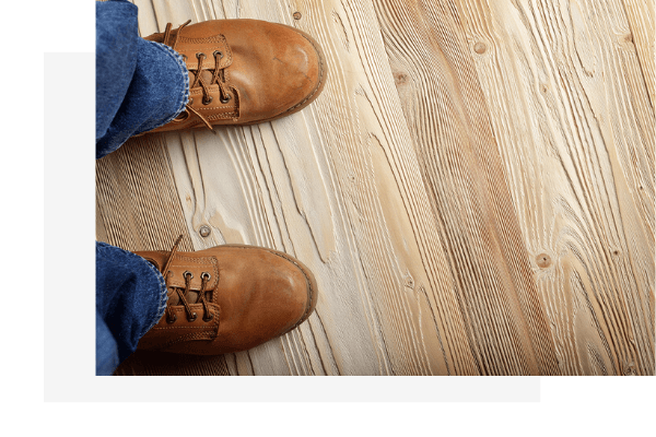 floor sanding and polishing services by Madera Floors