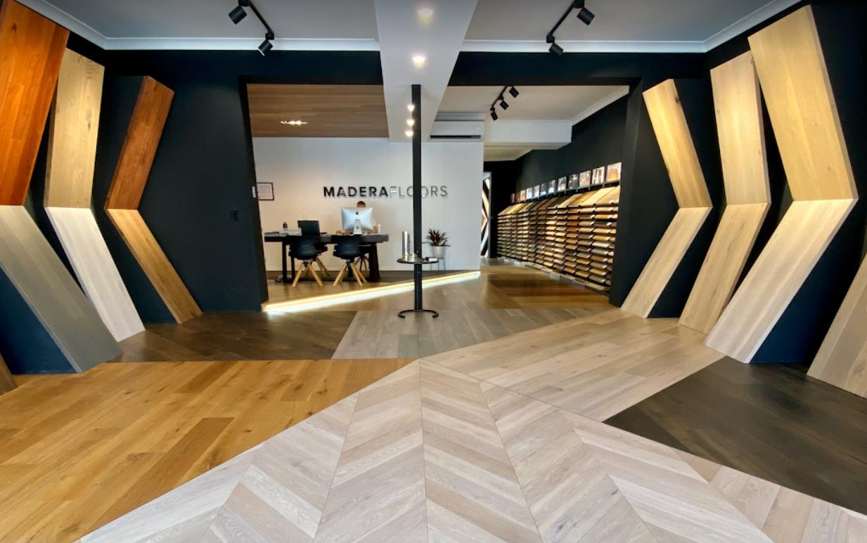 Madera Floors Showroom