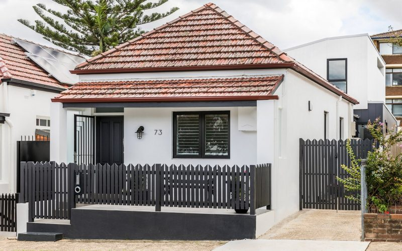 Leichhardt front of house