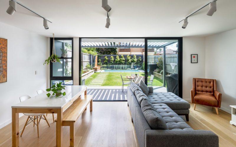 Leichhardt interior timber flooring