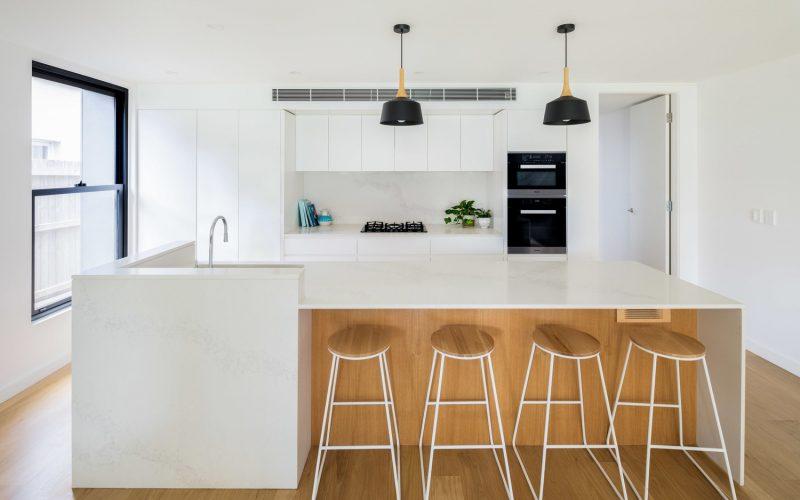 Leichhardt kitchen timber flooring