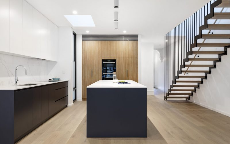 Madera Floors - Building Process - 33 Malcolm St Erskineville