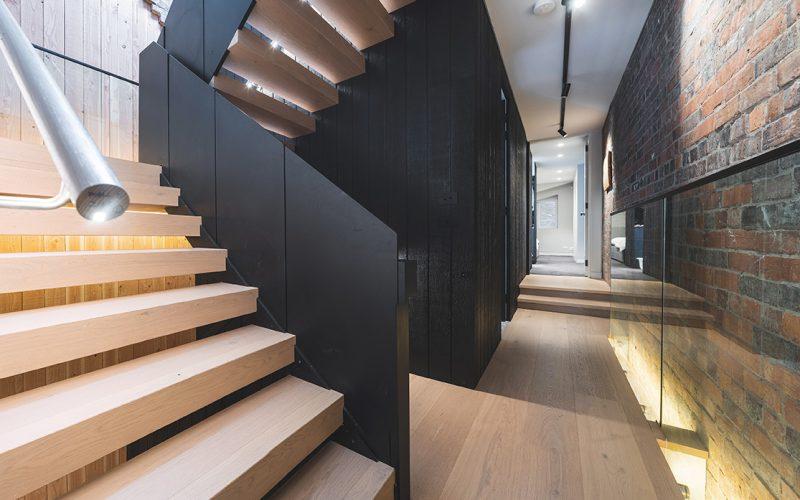 Great Buckingham St flooring project
